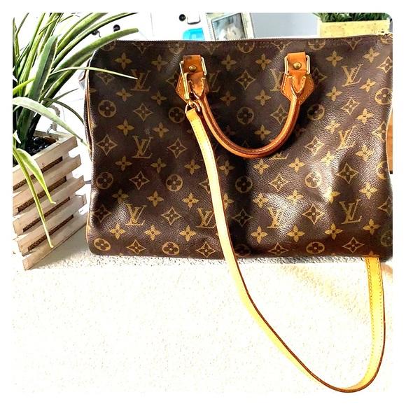 Louis Vuitton Other - Authentic Louis Vuitton Speedy Monogram Bag